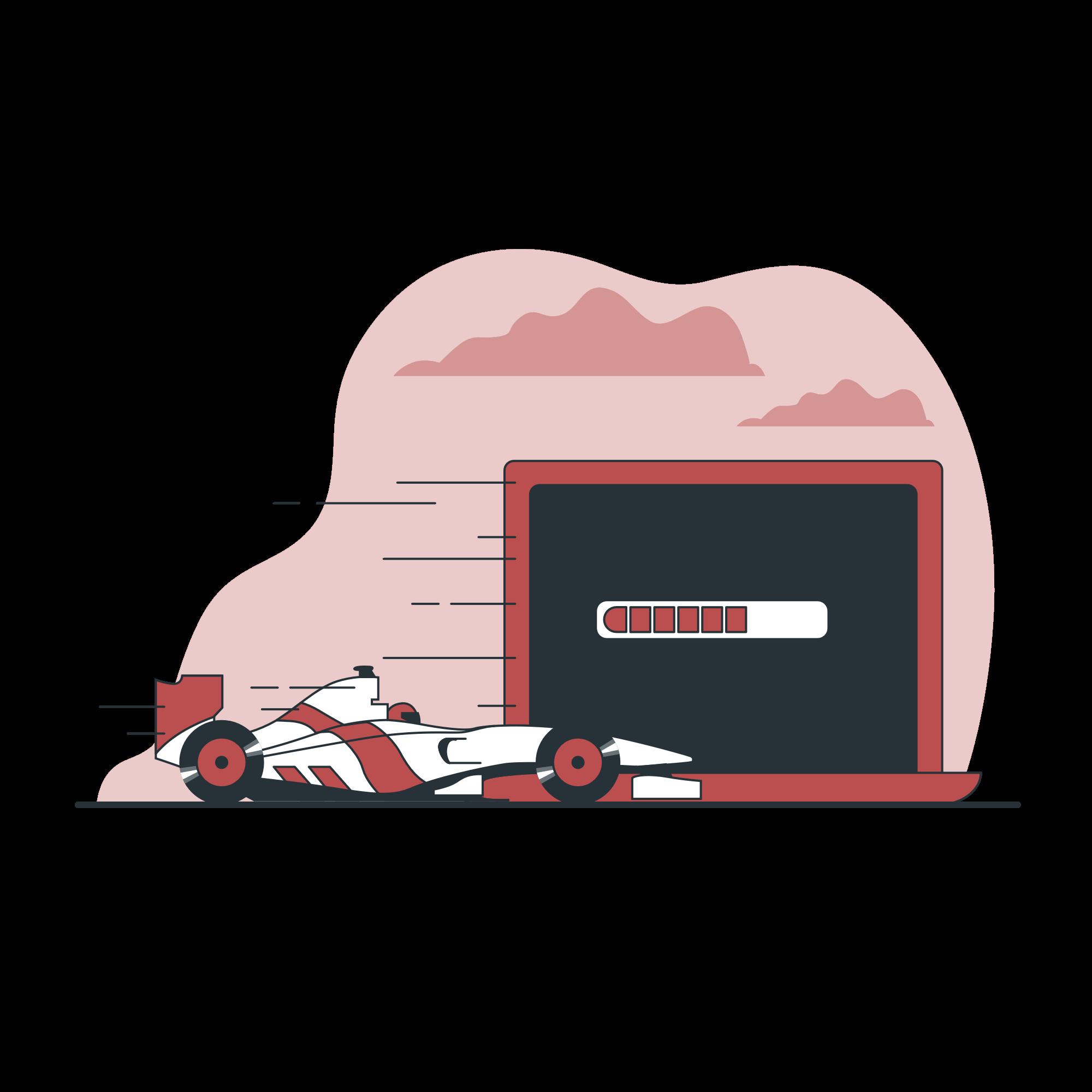Desenvolvo seu site para ser rápido e eficiente