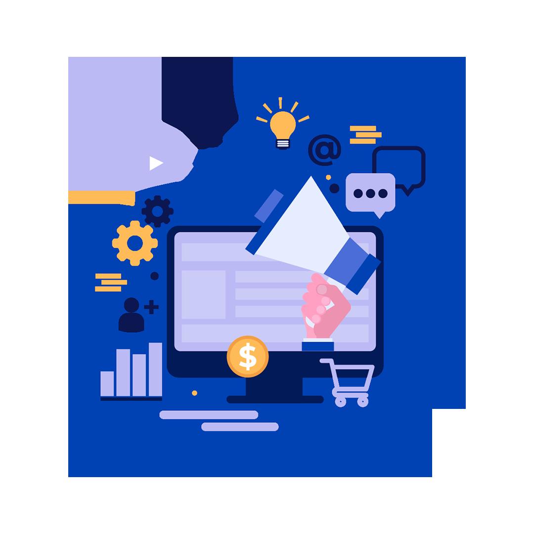 Parceria com consultores de marketing digital