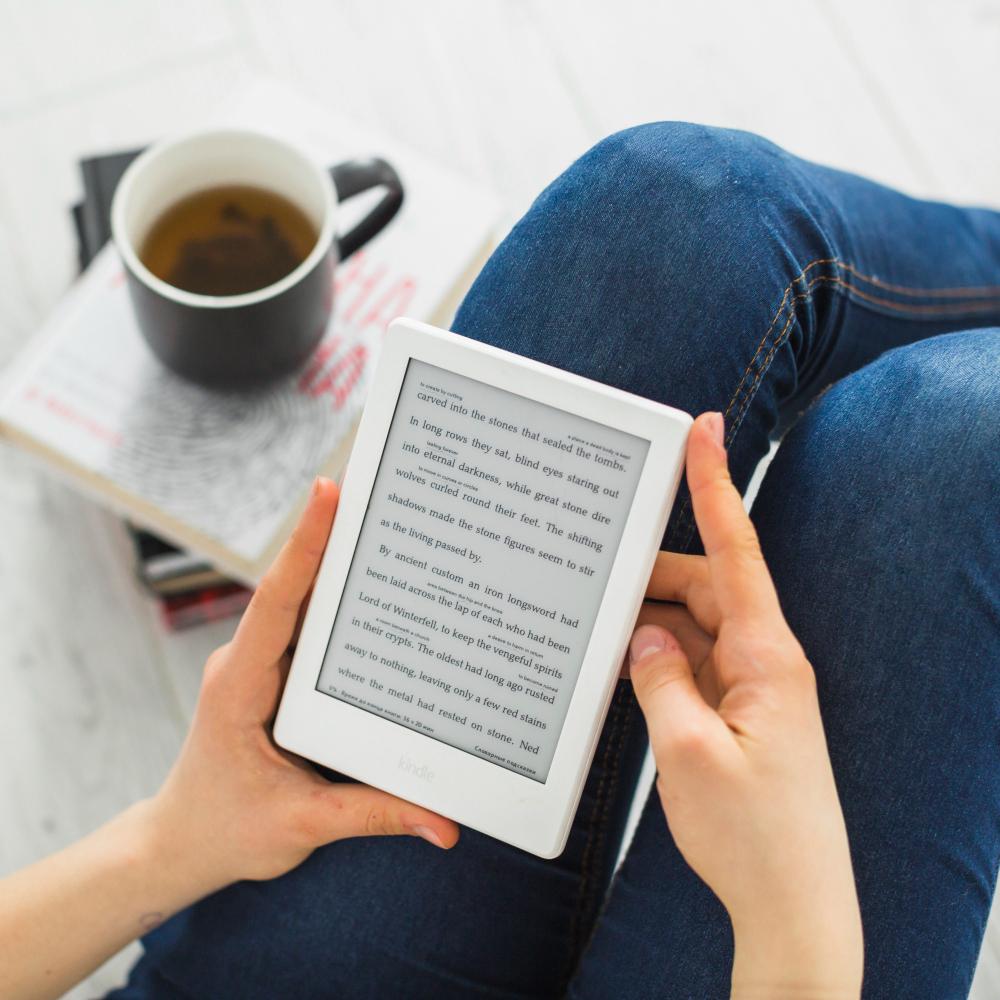 Formatos de Conteúdo - Ebooks